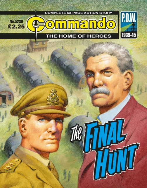Commando #5239-5242
