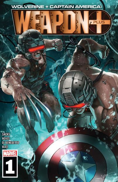 Wolverine & Captain America - Weapon Plus #1