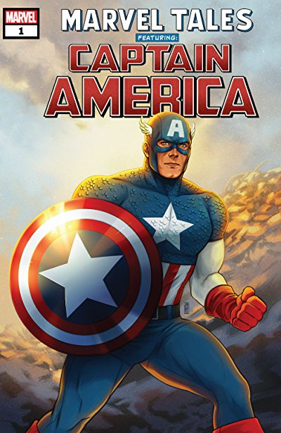 Marvel Tales - Captain America #1