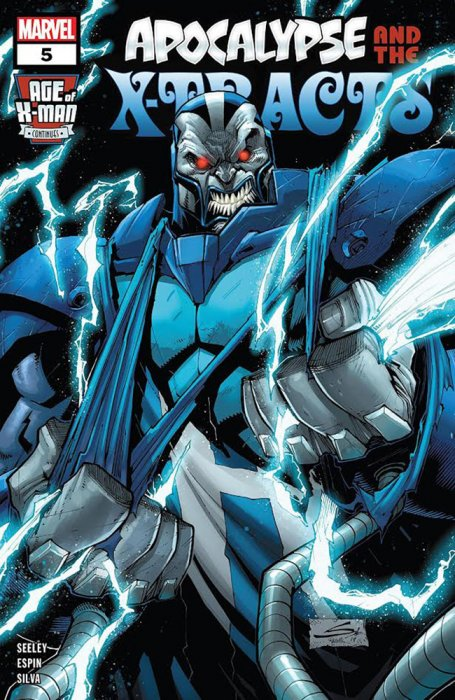 Age of X-Man - Apocalypse and the X-Tracts #5