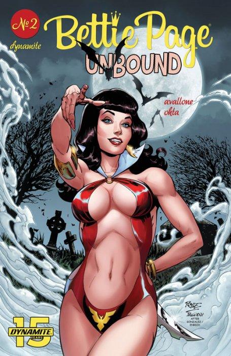 Bettie Page - Unbound #2