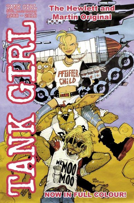 Tank Girl - Full Colour Classics #2.1