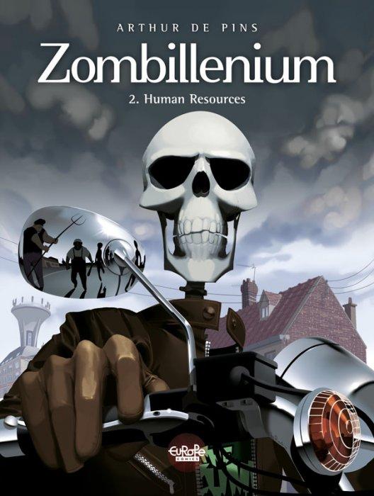 Zombillenium #2 - Human Resources
