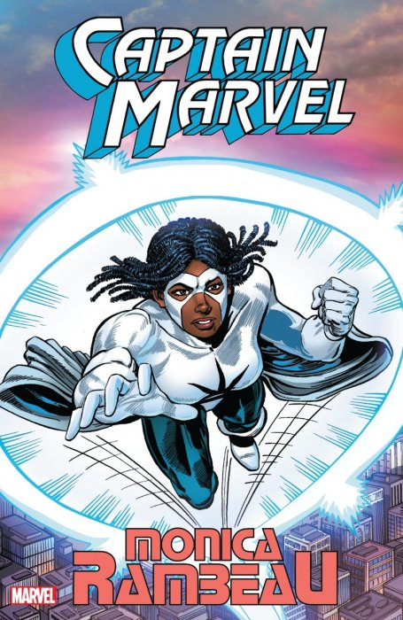 Captain Marvel - Monica Rambeau #1 - TPB