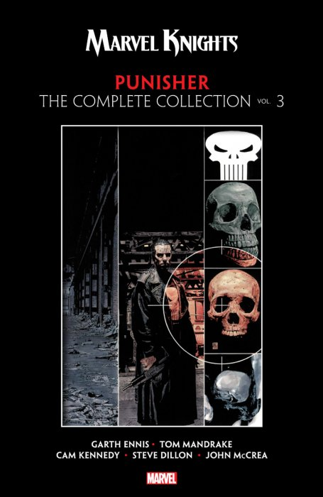 Marvel Knights Punisher by Garth Ennis - The Complete Collection Vol.3