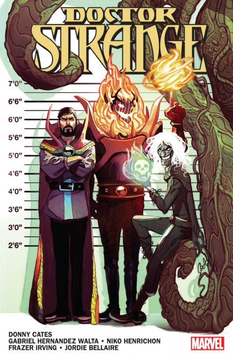 Doctor Strange by Donny Cates #1 - HC