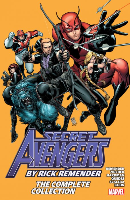 Secret Avengers by Rick Remender - The Complete Collection #1 - TPB
