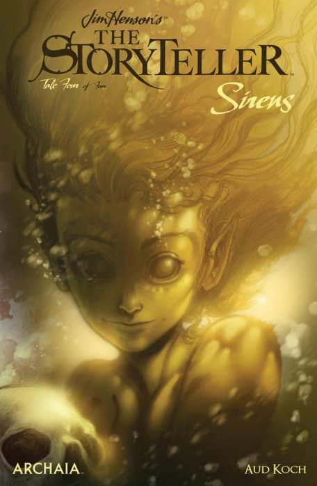 Jim Henson's The Storyteller - Sirens #4