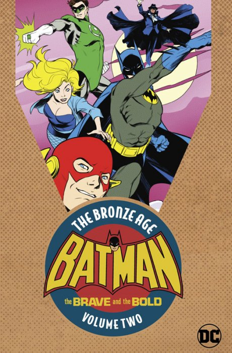 Batman in the Brave and the Bold - The Bronze Age Vol.2