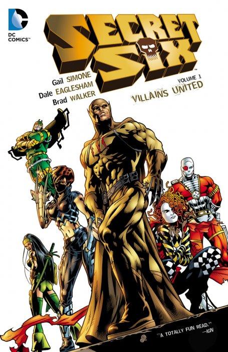 Secret Six Vol.1 - Villains United