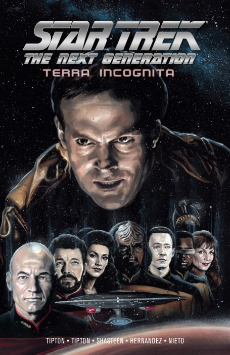Star Trek - The Next Generation - Terra Incognita #1 - TPB