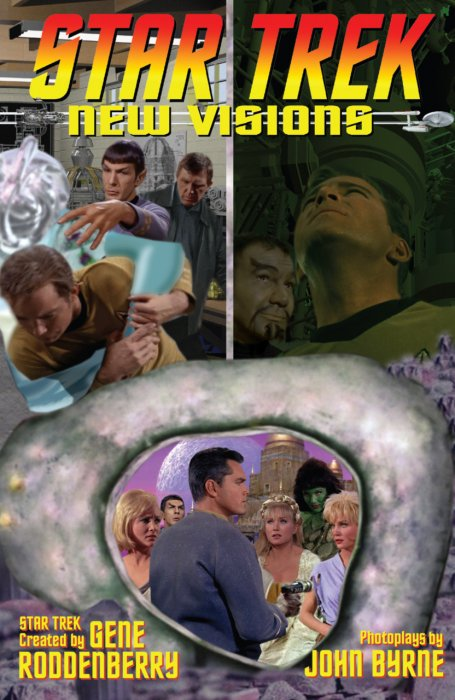Star Trek - New Visions Vol.8