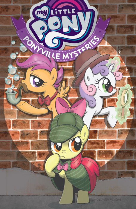 My Little Pony - Ponyville Mysteries #1 - TPB
