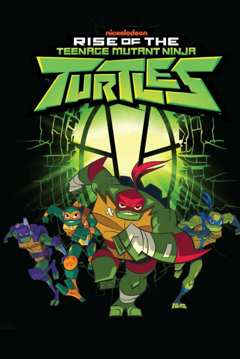 Rise of the Teenage Mutant Ninja Turtles Vol.1