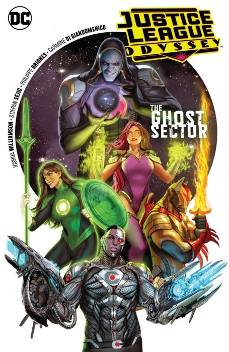 Justice League Odyssey Vol.1 - The Ghost Sector
