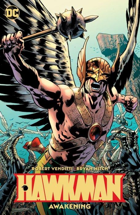 Hawkman Vol.1 - Awakening
