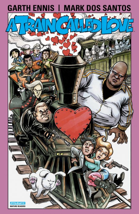 A Train Called Love #1 - TPB