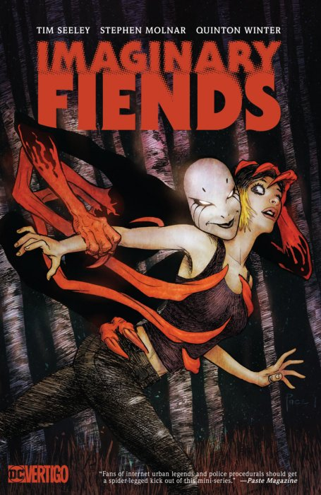 Imaginary Fiends #1 - TPB