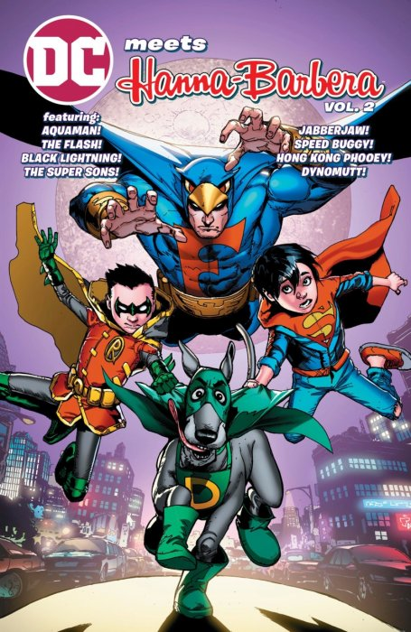 DC Meets Hanna-Barbera Vol.2