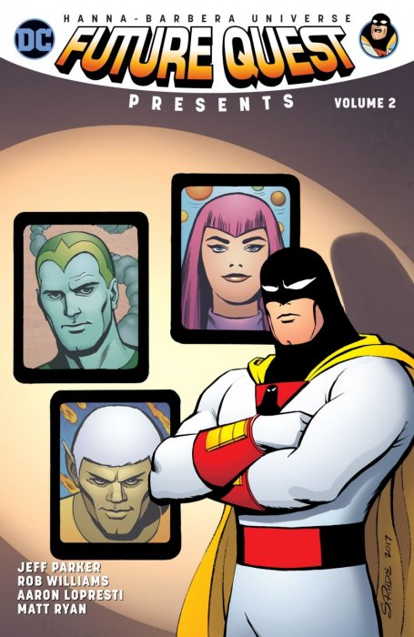 Future Quest Presents Vol.2