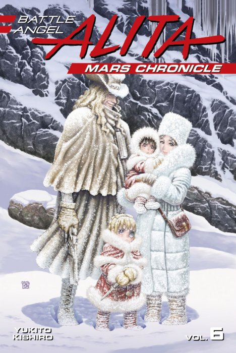 Battle Angel Alita - Mars Chronicle Vol.6 - Yoko's Truth