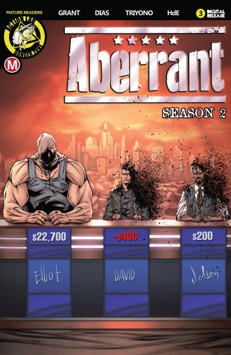 Aberrant Season 2 #3