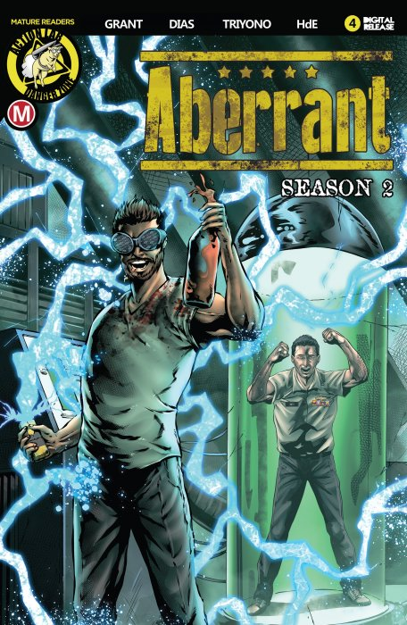 Aberrant Season 2 #4