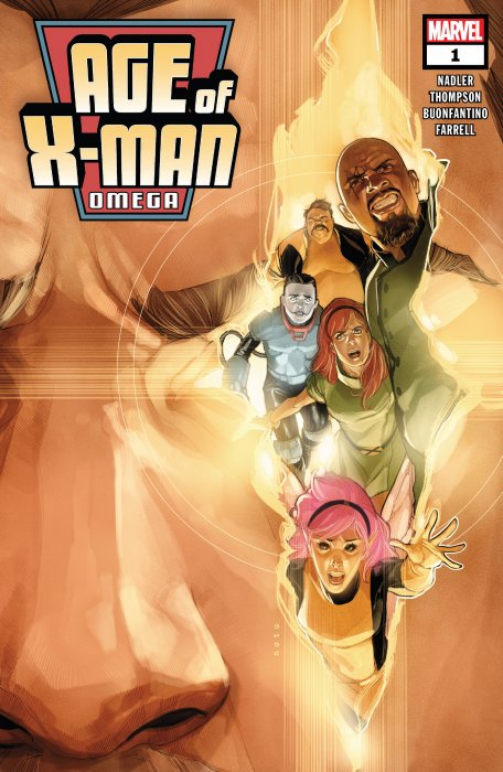 Age of X-Man - Omega #1