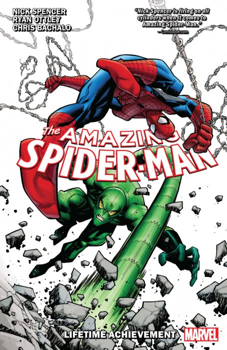 Amazing Spider-Man Vol.3 - Lifetime Achievement