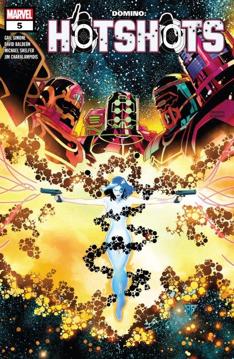 Domino - Hotshots #5