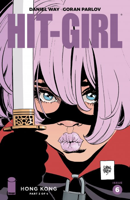 Hit-Girl Season 2 #6