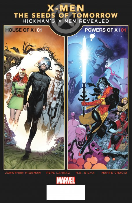 House of X - Powers of X Free Previews #1