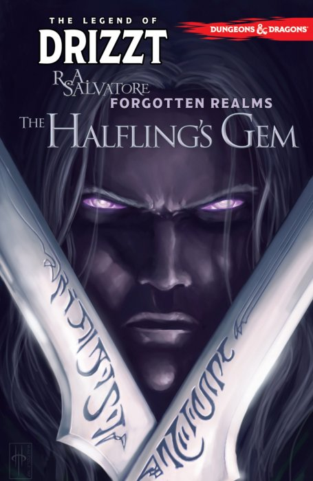 Dungeons & Dragons - The Legend of Drizzt Vol.6 - The Halfling's Gem