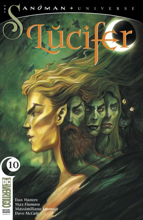 Lucifer Vol.3 #10