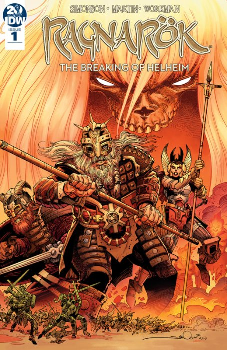 Ragnarök - The Breaking of Helheim #1