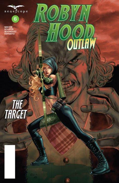 Robyn Hood - Outlaw #6