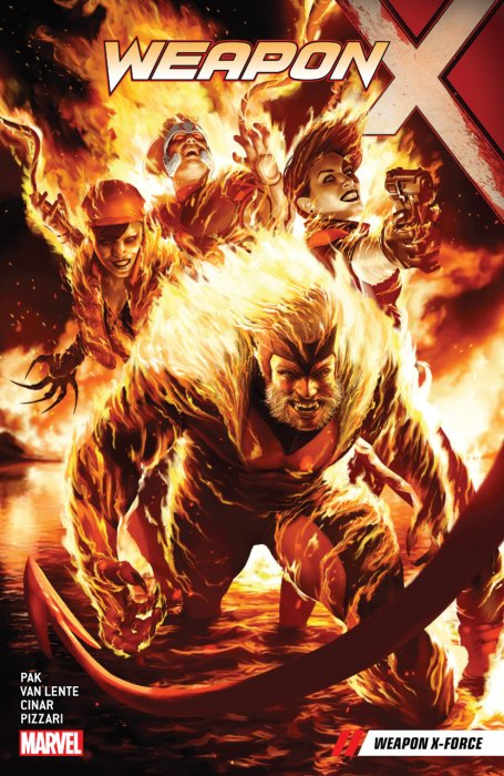 Weapon X Vol.5 - Weapon X-Force