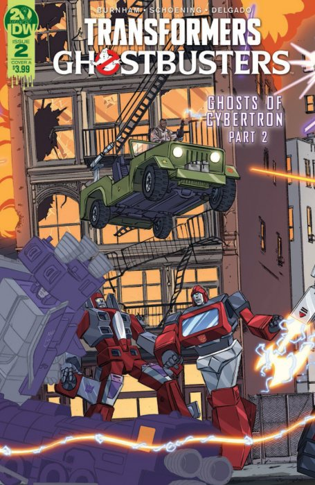 Transformers - Ghostbusters #2