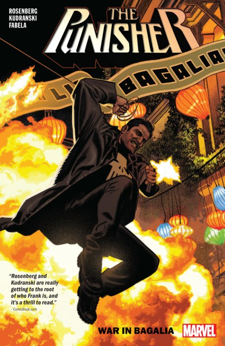 The Punisher Vol.2 - War in Bagalia