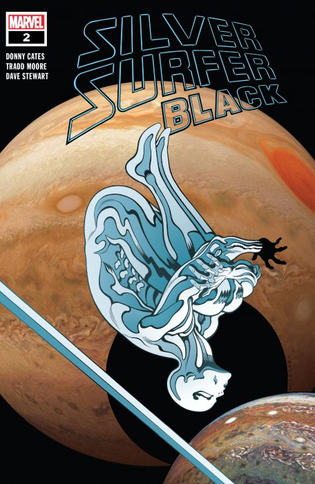 Silver Surfer - Black #2