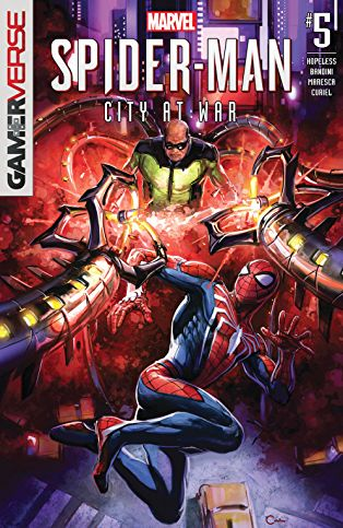 Marvel's Spider-Man - City at War #5