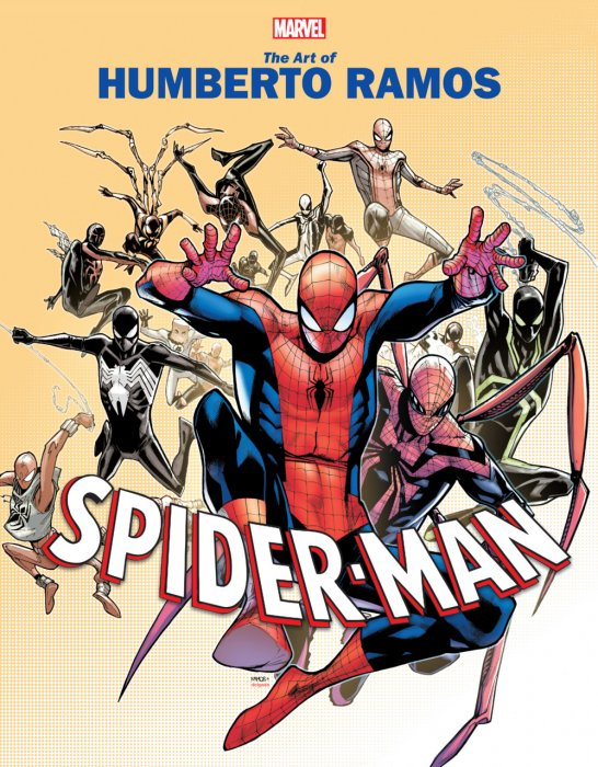 Marvel Monograph - The Art of Humberto Ramos - Spider-Man #1 - SC