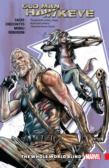 Old Man Hawkeye Vol.2 - The Whole World Blind