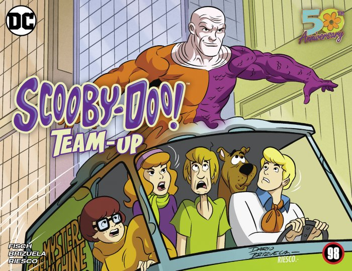 Scooby-Doo Team-Up #98