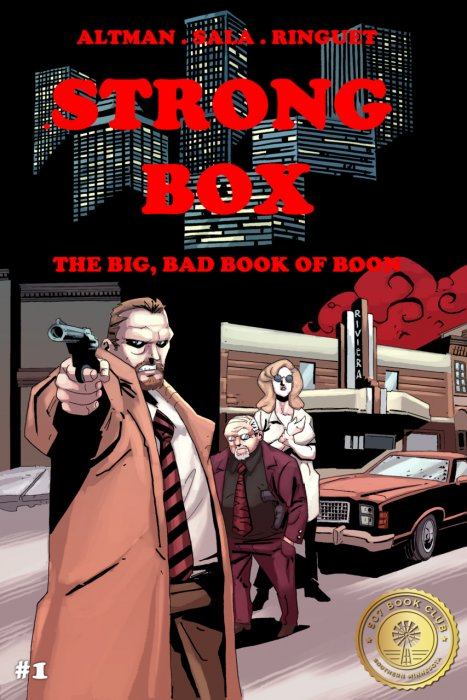 Strong Box - The Big, Bad Book of Boon #1