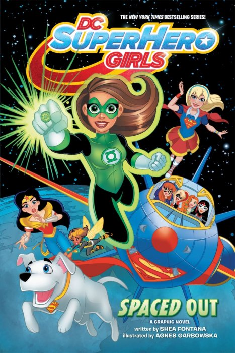 DC Super Hero Girls - Spaced Out #1 - TPB