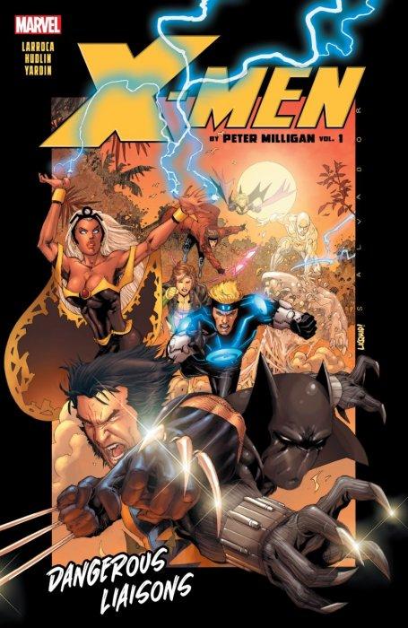 X-Men by Peter Milligan Vol.1 - Dangerous Liaisons