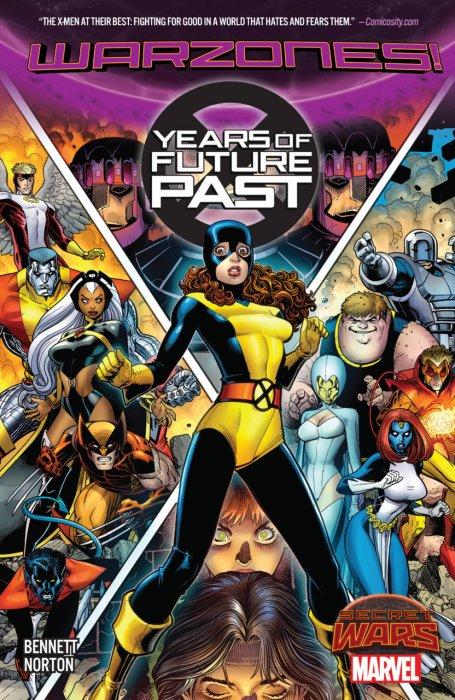 X-Men - Years Of Future Past #1 - TPB