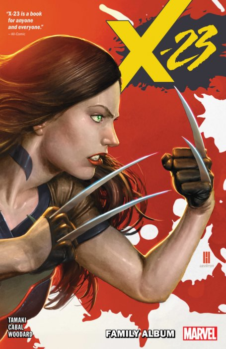 X-23 Vol.1 - Family Album