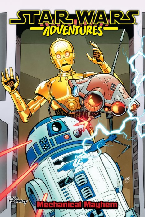 Star Wars Adventures Vol.5 - Mechanical Mayhem